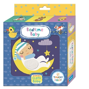 Campbell Books: Bedtime Baby Cloth Book