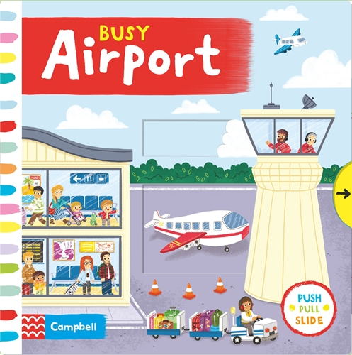 Louise Forshaw: Busy Airport