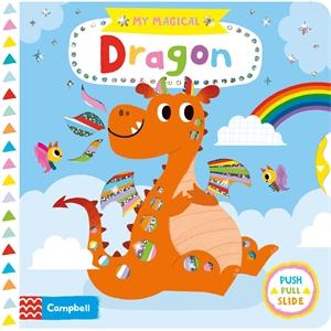 Yujin Shin: My Magical Dragon