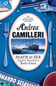 Andrea Camilleri: Death at Sea