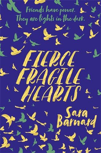 Sara Barnard: Fierce Fragile Hearts: Book 2