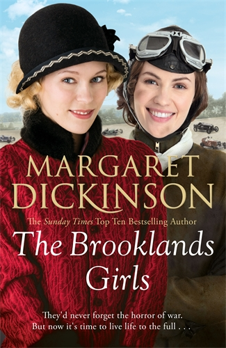 Margaret Dickinson: The Brooklands Girls: The Maitland Trilogy 2