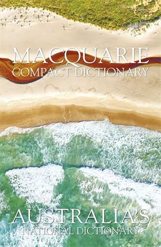 Macquarie Dictionary: Macquarie Compact Dictionary