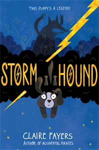 Claire Fayers: Storm Hound