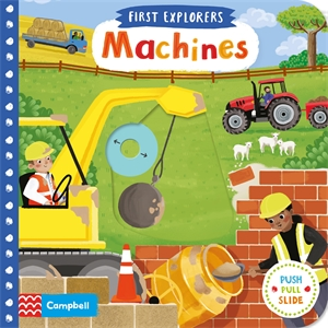 Campbell Books: Machines