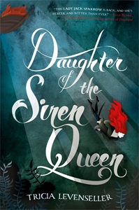 Tricia Levenseller: Daughter of the Siren Queen