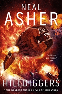 Neal Asher: Hilldiggers