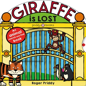 Roger Priddy: Giraffe Is Lost