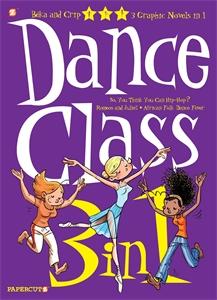 Crip: Dance Class 3-in-1 #1
