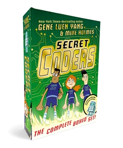 Mike Holmes: Secret Coders: The Complete Boxed Set