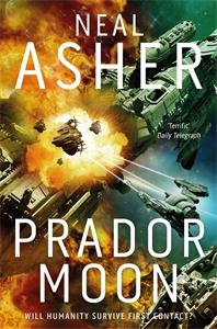Neal Asher: Prador Moon