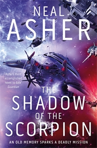 Neal Asher: Shadow of the Scorpion