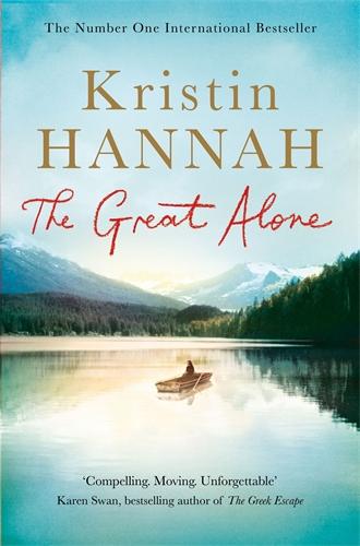 Kristin Hannah: The Great Alone