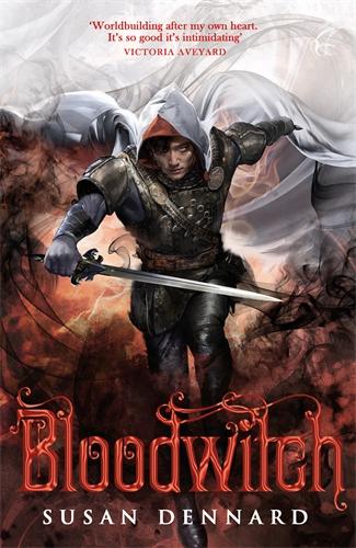Susan Dennard: Bloodwitch: Witchlands 3