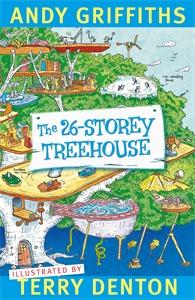 Terry Denton: The 26-Storey Treehouse