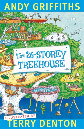 Andy Griffiths: The 26-Storey Treehouse