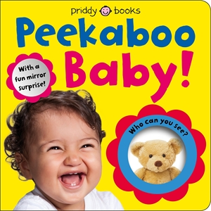 Roger Priddy: Peekaboo Baby