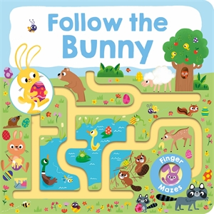 Roger Priddy: Follow The Bunny