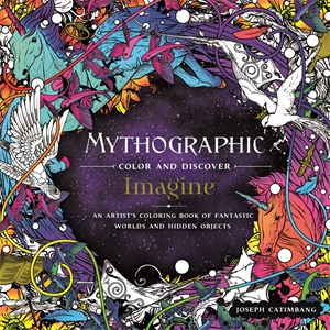 Joseph Catimbang: Mythographic Color and Discover: Imagine