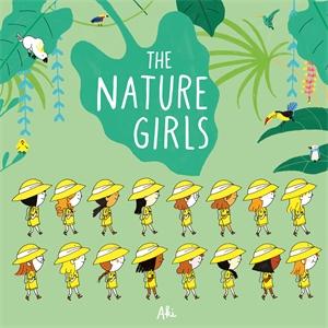 AKI Delphine Mach: The Nature Girls