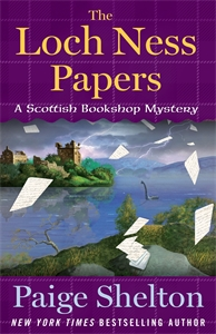 Paige Shelton: The Loch Ness Papers