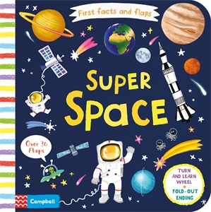 Campbell Books: Super Space