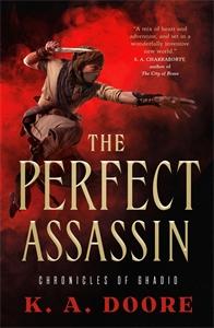 K. A. Doore: The Perfect Assassin