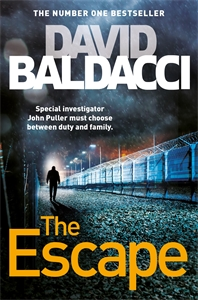 David Baldacci: The Escape: A John Puller Novel 3