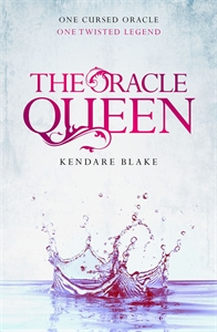 Kendare Blake: The Oracle Queen