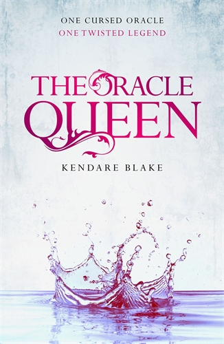The Oracle Queen - Pan Macmillan AU