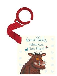 Julia Donaldson: Gruffalo, What Can You Hear?