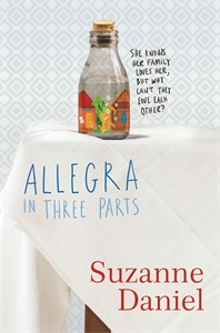 Suzanne Daniel: Allegra in Three Parts