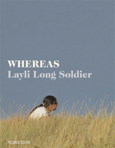 Layli Long Soldier: WHEREAS