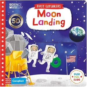 Campbell Books: Moon Landing