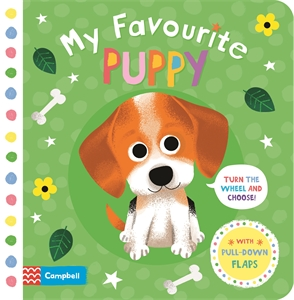 Campbell Books: My Favourite Puppy