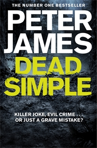 Peter James: Dead Simple: A Roy Grace Novel 1
