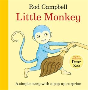 Rod Campbell: Little Monkey!