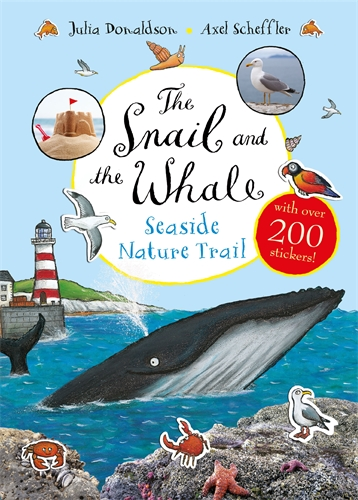 Julia Donaldson: The Snail and the Whale Seaside Nature Trail