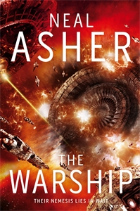 Neal Asher: The Warship: The Rise of Jain 2