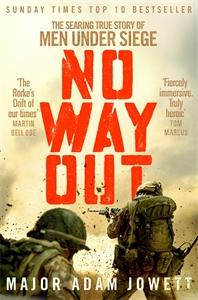 Adam Jowett: No Way Out