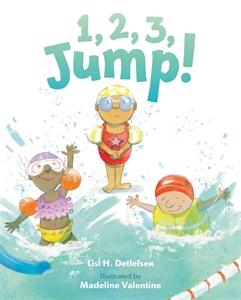 Lisl H. Detlefsen: 1, 2, 3, Jump!
