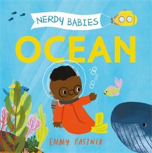 Emmy Kastner: Nerdy Babies: Ocean