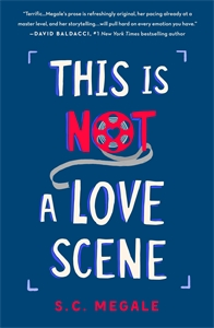 S. C. Megale: This Is Not a Love Scene