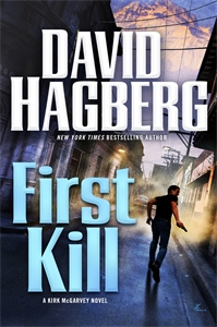 David Hagberg: First Kill