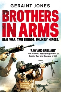 Geraint Jones: Brothers in Arms