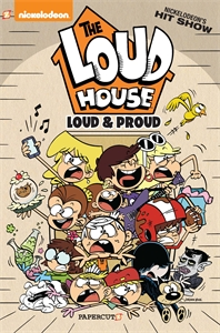The Loud House Creative Team: The Loud House #6