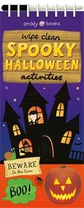 Roger Priddy: Spooky Halloween: Wipe Clean Thins