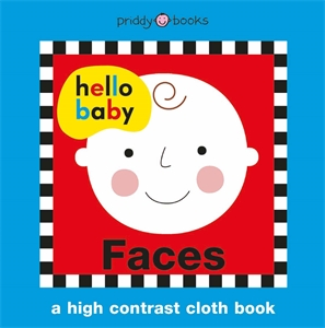 Roger Priddy: Hello Baby Cloth Faces