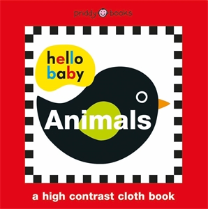 Roger Priddy: Hello Baby Cloth Animals