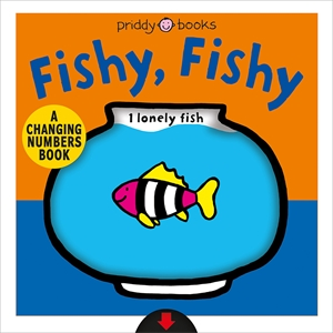Roger Priddy: Fishy, Fishy